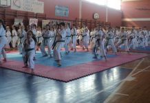 besplatan karate